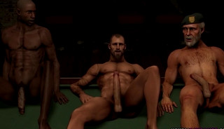 3D gay porn comic collection sex
