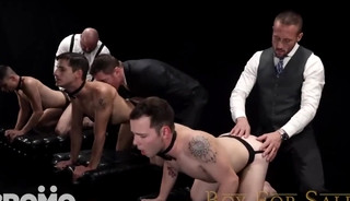 BFS - Group Auction Orgy
