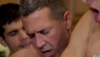 Three-Timing Stepdad: bare - Ty Mitchell, Dean Phoenix American Hump