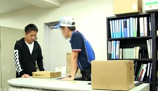 Japanese Delivery Man 04 is gd A7G5nn