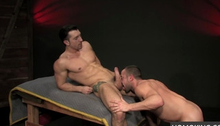Raw Ass Exploration by 2 Gay Studs