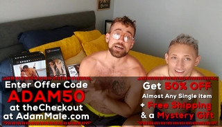 Gay Couples Trying Out Bondage Sex Toys